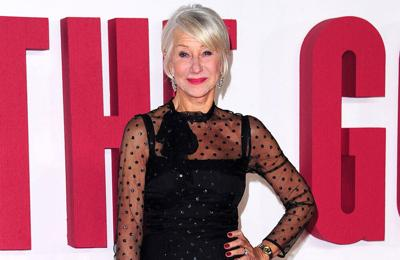Dame Helen Mirren doesn't care about looking 'old'