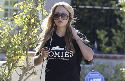 Amanda Bynes is 'back on track'