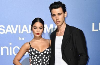 Vanessa Hudgens split from Austin Butler because of 'distance'