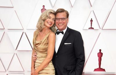 Paulina Porizkova and Aaron Sorkin split