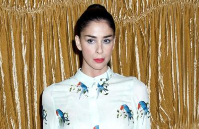 Sarah Silverman loses role over old picture