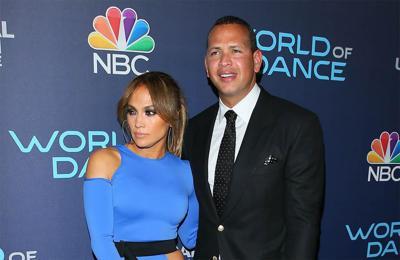 Alex Rodriguez: Jennifer Lopez destroyed the word no