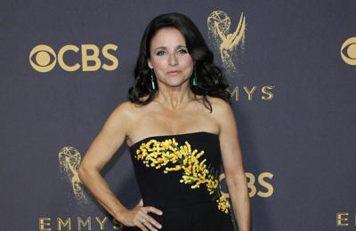 Julia Louis-Dreyfus 'howled with laughter and cried hysterically' after cancer diagnosis