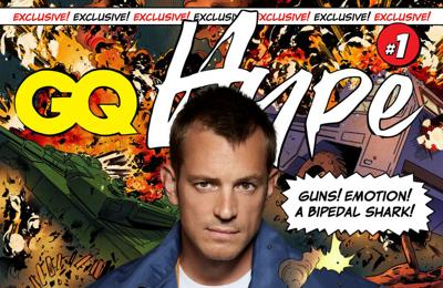 Joel Kinnaman hints at surprising Rick Flag in The Suicide Squad