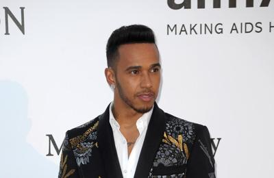 Lewis Hamilton: Music's helped me through