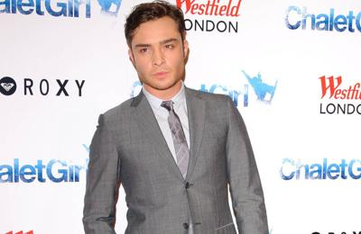 Ed Westwick has suffered with a 'little bit od depression' during the COVID-19 pandemic