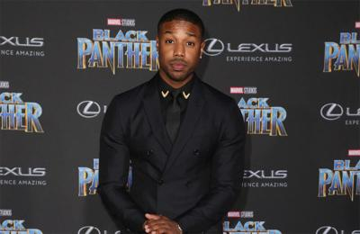 Michael B Jordan wants to inspire future generations to fight racial injustice