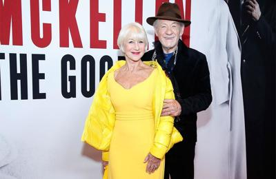Helen Mirren wants to be de-aged in a film