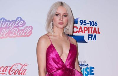 Zara Larsson was prepared to leak new music