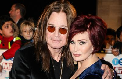 Ozzy and Sharon Osbourne used to have 'legendary' fights