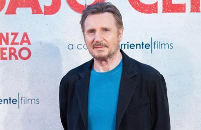 Liam Neeson praises son for changing surname to honour Natasha Richardson