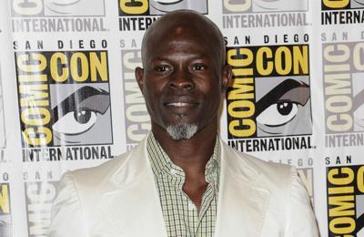 Djimon Hounsou joins A Quiet Place sequel