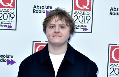 Lewis Capaldi: I won't write songs about being chubby