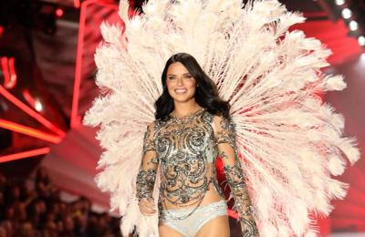 Adriana Lima is retiring from Victoria's Secret