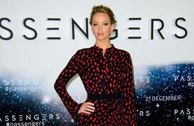 Jennifer Lawrence's instant connection