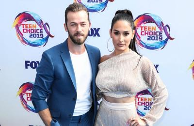 Nikki Bella didn't feel a romantic connection with Artem Chigvintsev on Dancing with the Stars