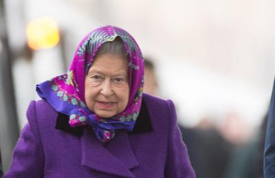 Queen Elizabeth gifted corgi