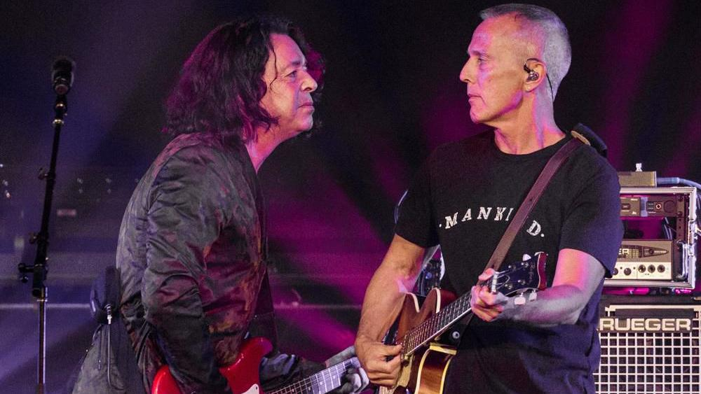 Roland Orzabal back to...
