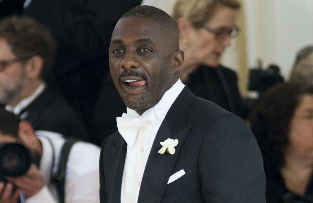 Idris Elba is 'observant' actor