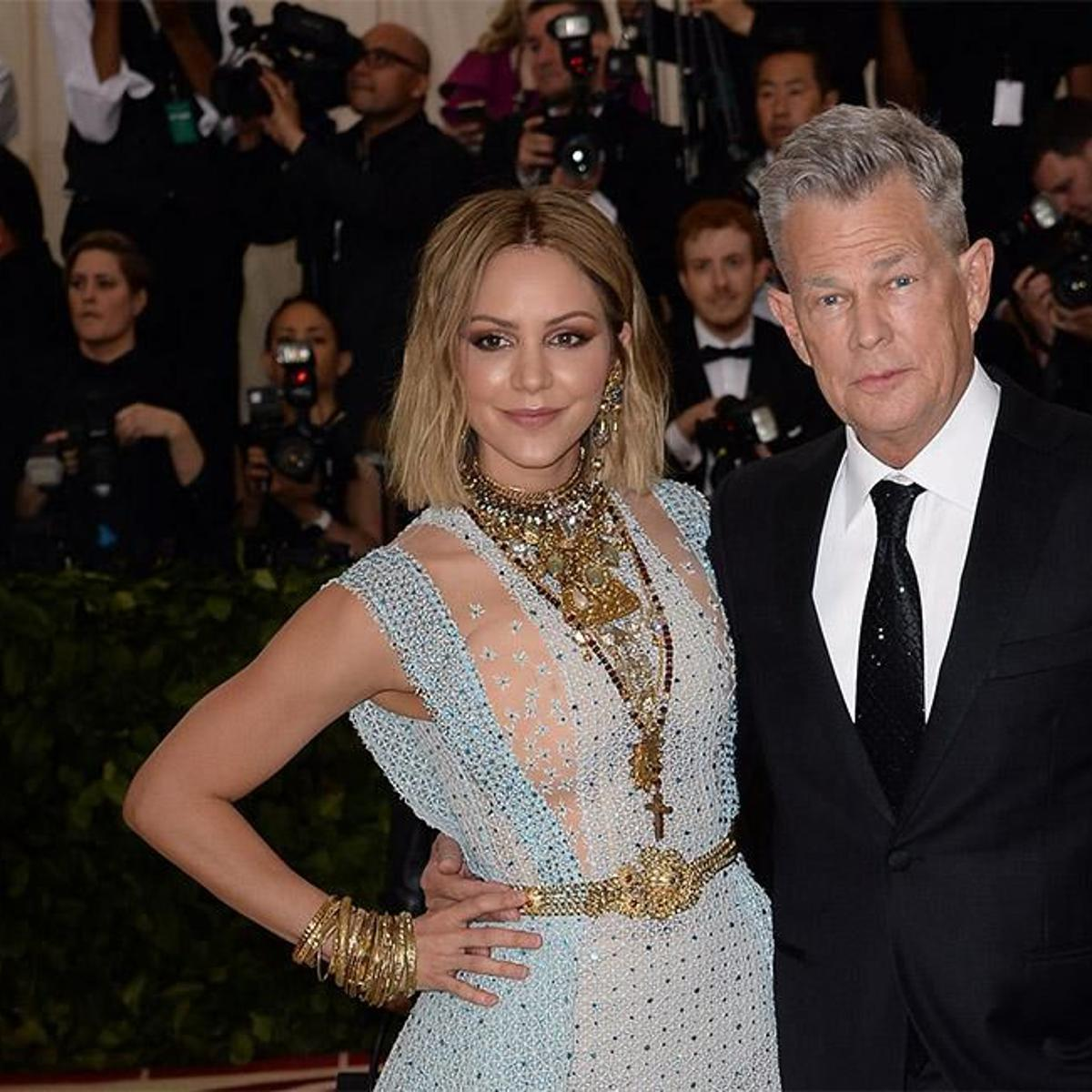 Katharine Mcphee Touring With Husband David Foster Celebrities Celebretainment Com