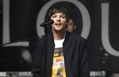 Louis Tomlinson has YouTube channel for his 'really bad covers'