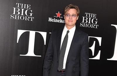 Brad Pitt shares an ex with Ellen DeGeneres