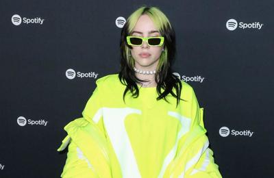 Billie Eilish was 'terrified' of performing at the Oscars