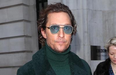 Matthew McConaughey's 'main dream'