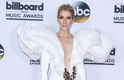 Celine Dion's mother has died