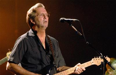 Eric Clapton threatens to cancel shows requiring COVID-19 passports