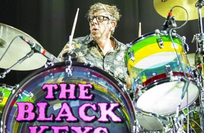 Black Keys star Patrick Carney doesn't care about Grammys