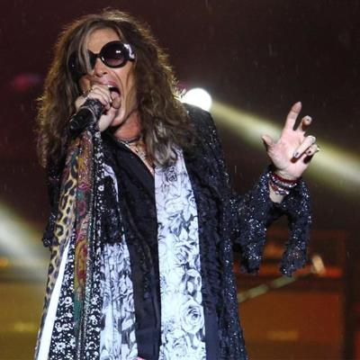 aerosmith cancel tour dates after steven tyler taken ill music. Black Bedroom Furniture Sets. Home Design Ideas