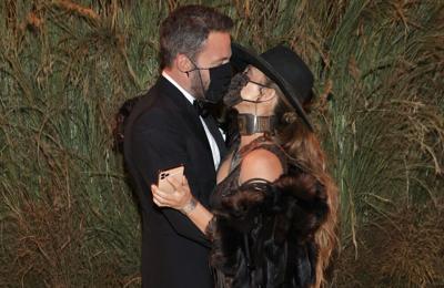 Ben Affleck 'was eager to support Jennifer Lopez at Global Citizen Live'