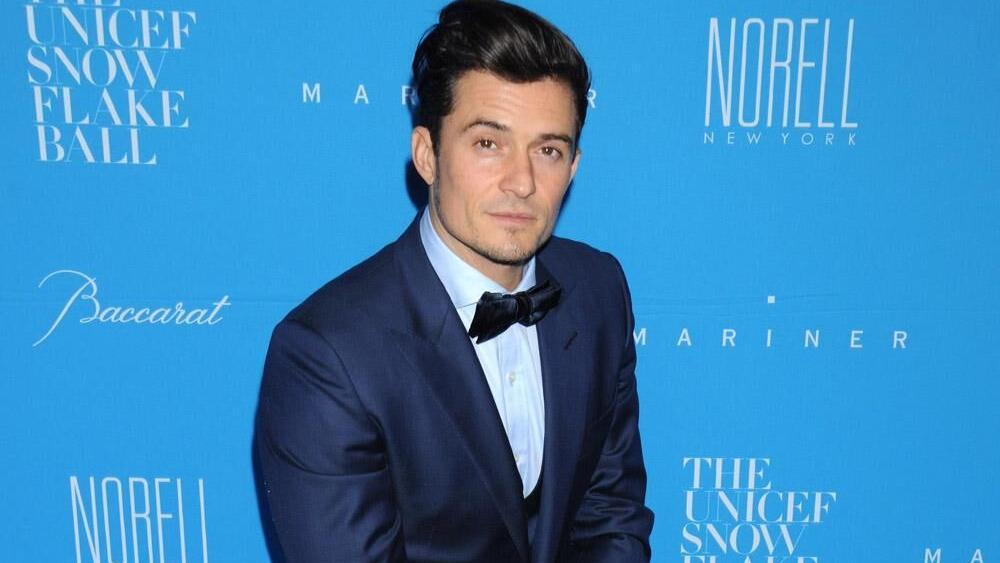 Orlando Bloom Went Nude Paddleboarding To Fit In With -5863