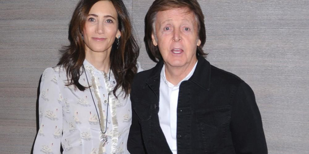 Sir Paul McCartney Gushes Over Party Girl Wife