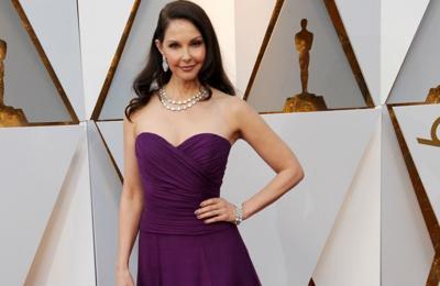 Ashley Judd's leg had no pulse after fall
