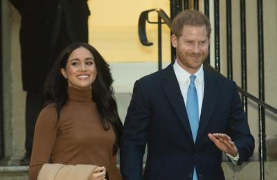 Prince Harry and Duchess Meghan launch Archewell website