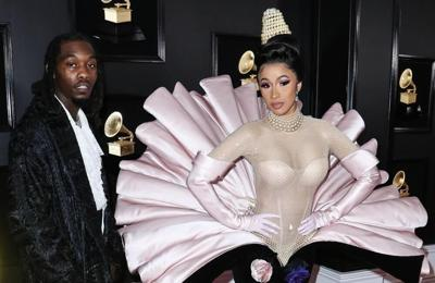 Cardi B's divorce documents amended as she demands amicable split from Offset