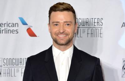 Justin Timberlake honored at Songwriters Hall of Fame