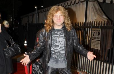 Steven Adler 'hospitalized with stab wound to the stomach'