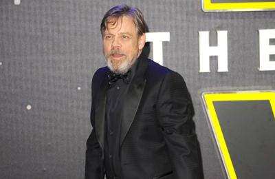 Mark Hamill congratulates late Carrie Fisher on Hollywood Walk of Fame star