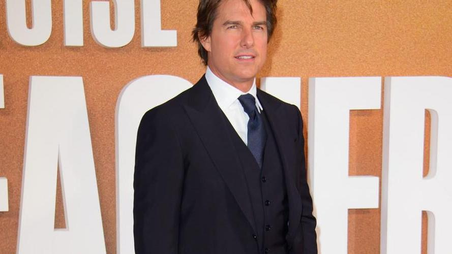 Tom Cruise 'has been training for a year' for Mission ...