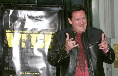 Michael Madsen receives four-day jail term