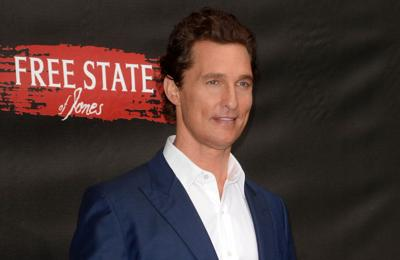 Matthew McConaughey: I've wanted to be a dad since I was eight!