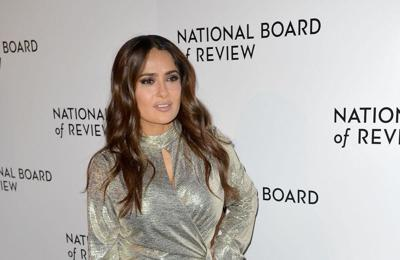 Salma Hayek's daughter Valentina keen to follow in her acting footsteps