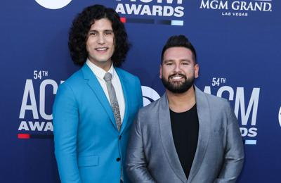 Dan + Shay 'bummed' after ACM Awards performance plagued with tech glitch