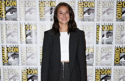 Shailene Woodley on a mission to save the planet's oceans