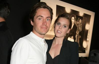 Princess Beatrice enjoys lavish engagement party with star-studded guestlist