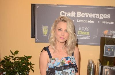 Kaley Cuoco is the 'greatest woman', says Karl Cook