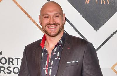 Tyson Fury launches NFT collection